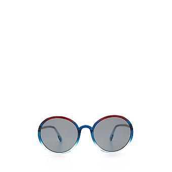 Dior SOSTELLAIRE2 burgundy shaded female sunglasses
