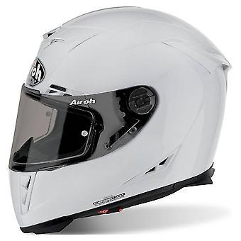 Airoh GP 500 Casco de Cara Completa - Brillo Blanco