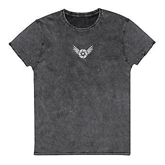 Photography Wings - Denim T-Shirt
