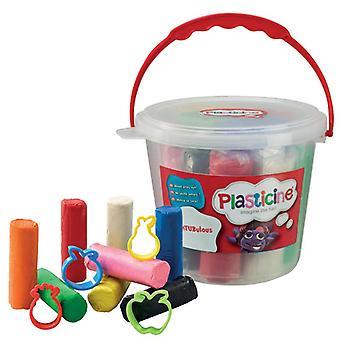 Plasticine funtubulous mini