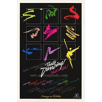 C'est danse Movie Poster Print (27 x 40)
