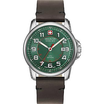 Mens Watch Swiss Military Hanowa 06-4330.04.006, Quartz, 43mm, 5ATM