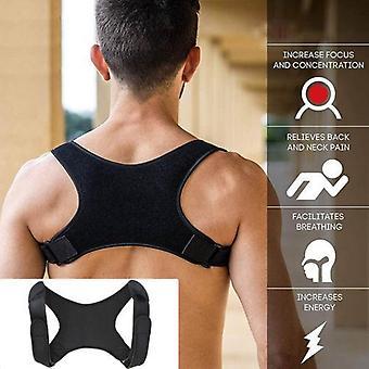 脊椎姿勢矯正器保護ザトウクジラの背中の痛みの軽減