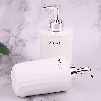 Portable Soap Dispenser Bottle, Bathroom Shampoo Shower Gel Pump, Hand