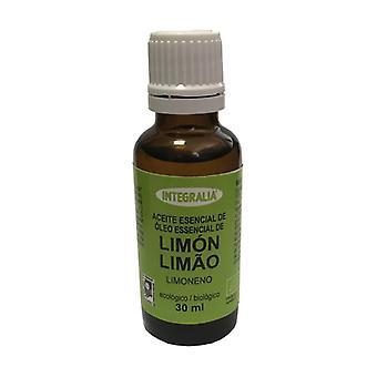Lemon Essential Oil Eco 30 ml of essential oil