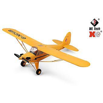 Xk A160 3d/6g Järjestelmä Wingspan Epp Rc Lentokone Rtf Radio Ohjaus Aiplane Malli
