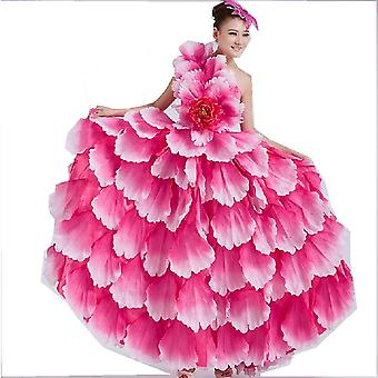 Flamenco Dance Dress