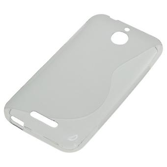 OTB TPU case compatible to HTC desire 510 S-curve transparent