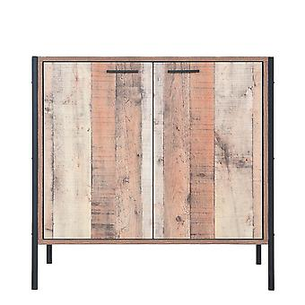 Hector Shoe Cabinet Industrial Chic