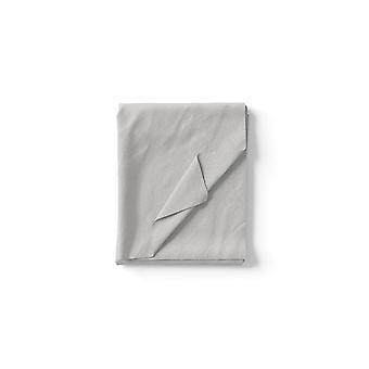 Ein Baumwollweiß-Blatt, L150xP290 cm