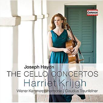 J. Haydn - Haydn: The Cello Concertos [CD] USA import
