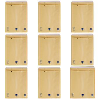 County Stationery Bubble Lined Manilla Envelope (Pack of 10)