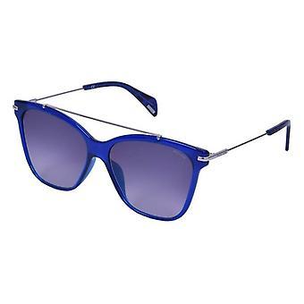 Ladies'Sunglasses Police SPL404-OW47 (ø 55 mm) (Blue)