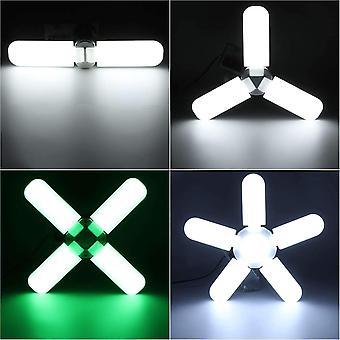 Led Fan Garage Led High Bay Lamp/light Super Bright Industrial Lighting