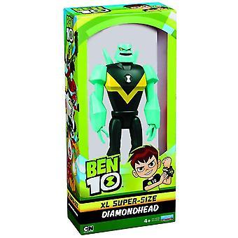 Ben 10 Action XL Figures-Diamondhead, X-Large Super Size