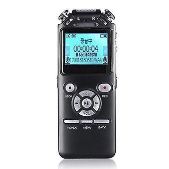 المهنية القلم مسجل الصوت الرقمي تنشيط الصوت dictaphone تسجيل mp3 لاعب ذكي الحد من الضوضاء