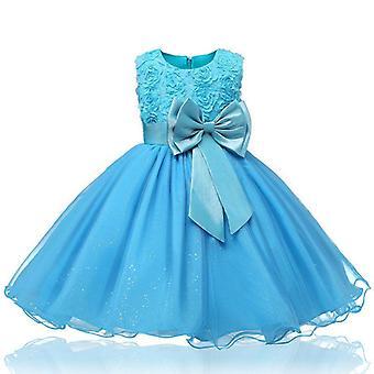 Teenage's Princess Dresses For Wedding/party (set-3)