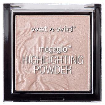 Wet N Wild Megaglo Highlighting Puderblütenglühen