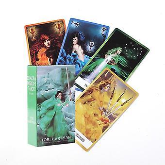 Mystical Manga Tarot Cards
