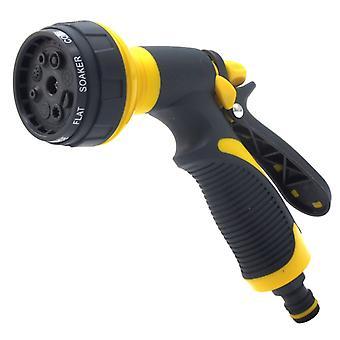 Gräsmatta Slang Multifunktion Högtrycksspruta trädgård vattning spraypistol