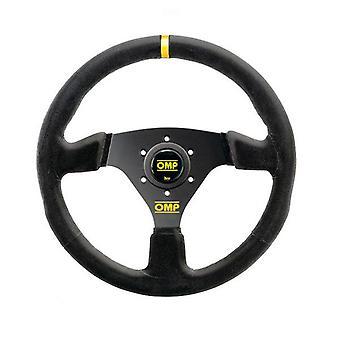 سباق عجلة القيادة OMP تارغا الأسود