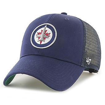 47 כובע מתכוונן למותג - צי ברנסון ניו יורק ג'טס