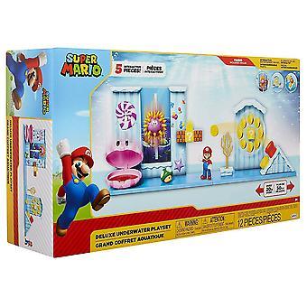 Nintendo Underwater (Super Mario) Jeu de luxe