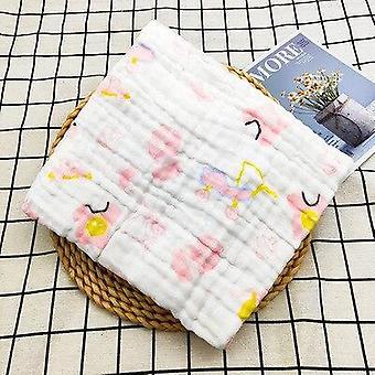 Ręcznik kąpielowy z bawełny dla niemowląt, bawełniana kołdra, owijanie w ściółkę dla niemowląt