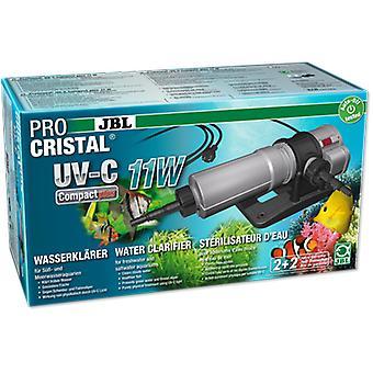 JBL Procristal Compact UV-C 11w (Fisk, Dammar, UV-filter)