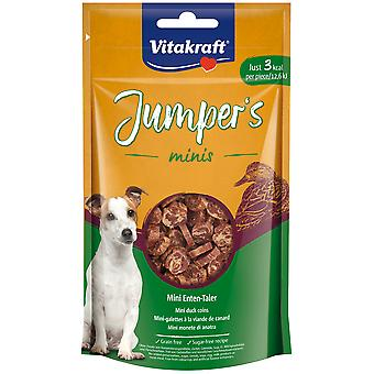 Vitakraft Jumpers Mini Duck Coins (Dogs , Treats , Biscuits)