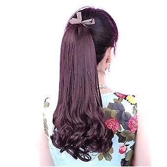 Gyönyörű természetes reális paróka divat szintetikus paróka hamis haj