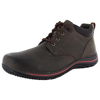 Rockport XCS Hombres Walk360M Chukka Encaje Hasta Bota Zapato