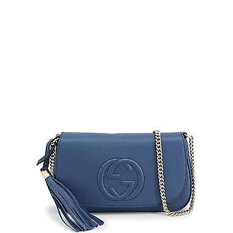 Gucci -BRANDS - Taschen - Umhängetaschen - 536224-A7M0G-4231 - Damen - Blau