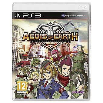 Aegis Of Earth Protonovus Assault PS3 Game
