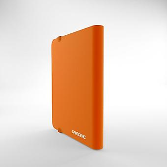 Gamegenic Casual Album 8-Pocket Oranžová