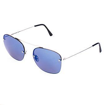 Unisex Sluneční Brýle LGR MAASAI-SILVER-00 Stříbrná (ø 54 mm)