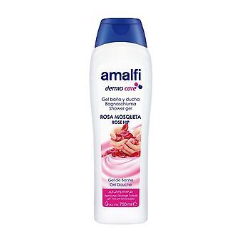 Shower Gel Dermo Care Amalfi Rosehip (1250 ml)