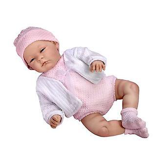 Reborn doll Rauber Diana Pink (46 cm)