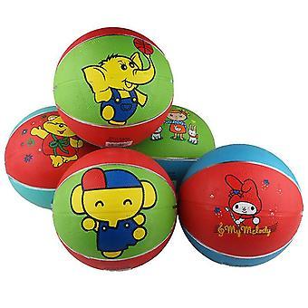 Children Basketball Inflatable Elephant Miniball Sporting Game Ball