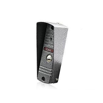 Outdoor Intercom, Call Panel, Build-in Camera Apartment Security Doorbell, Ir
