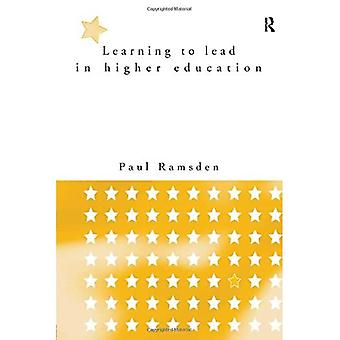 Learning to Lead in Higher Education