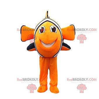 Талисман REDBROKOLY.COM Немо, знаменитой рыбы-клоуна из мультфильма