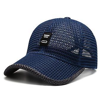 الرجال شبكة قبعة البيسبول