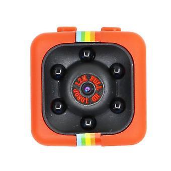 Mini Hd 1080p Yönäkö Videokamera Liiketunnistus Dvr Mikrokamera