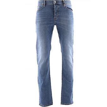 Diesel Blue D Mihtry 32 Leg Jean