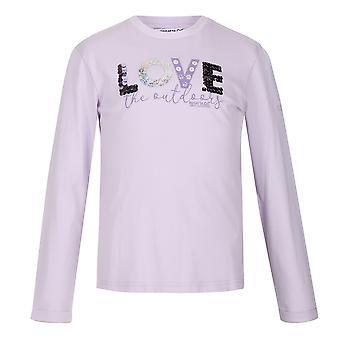 Regaty Dziecięce/Dziecięce Wenbie II Love T-shirt