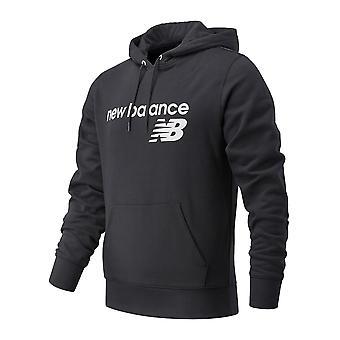 Neue Balance Herren Core OTH Hoody Kordelzug Kapuzentasche Pocket Hoodie Top