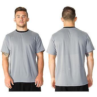 RVCA VA Sport Plata T-Shirt - Monument Gray