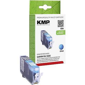 KMP tinta substituido C83 de cian Compatible Canon CLI-526 1515,0003