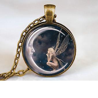 Fashion Angel Creative Necklace